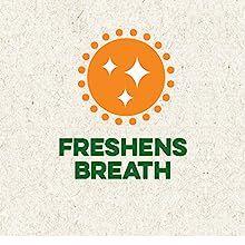 Freshens breath, dental, treats, freshening, dog, mint, odor, smell, dog, health, dental