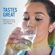 great-tasting water;brita stream;12-cup;large water filtration pitcher;water fill cup;drinking water