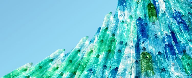 HP reduces waste worldwide by recycling post-consumer plastics