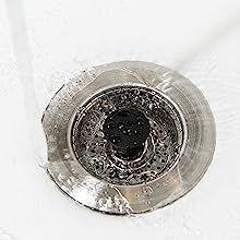 kitchen sinkshroom, sink shroom, sinkshroom, kitchen sink strainer, kitchen strainer, kitchen basket