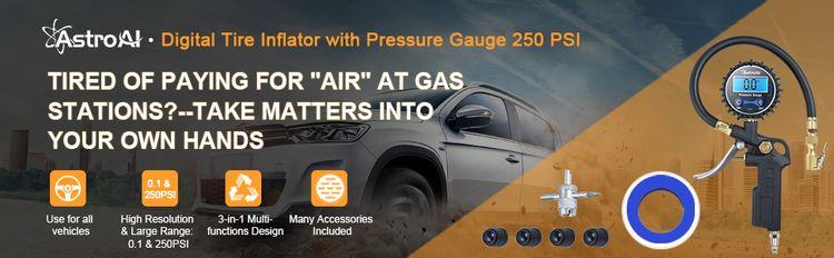 tire inflator,air chuck,tire pressure gauge