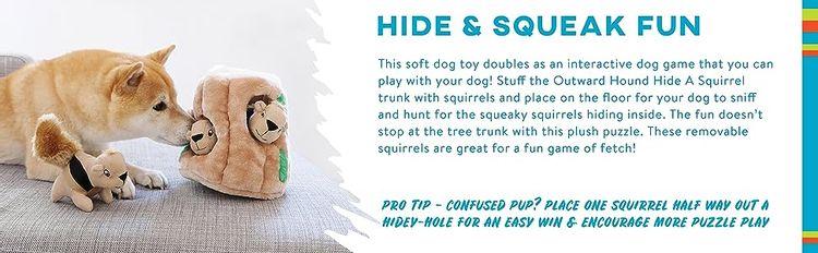 outward hound squirrel, hide a squirrel dog toy, dog squirrel toy, hide a squirrel, dog toy squirrel