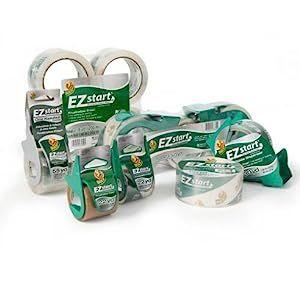 Duck Brand EZ Start Packaging Tape
