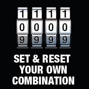 Set Your Own Combination