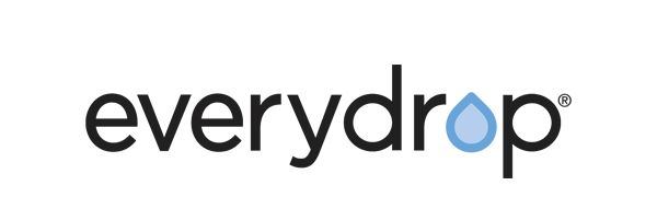 everydrop refrigerator water filters logo