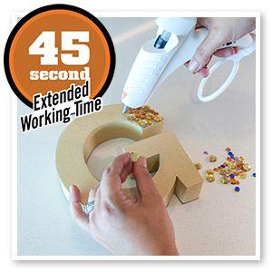 45 second extended workig time