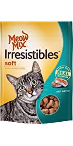 soft cat treats; salmon cat treats; fish cat treats