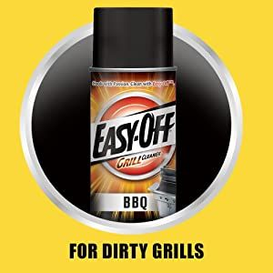 easy off BBQ barbeque grill cleaner degreaser spray easy-off ez off ez-off professional oven cleaner