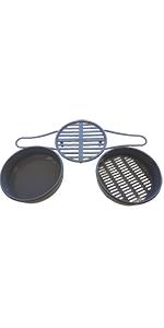 steamer, pressure cooker steamer, silicone accessories, instant pot accessories