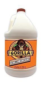 Gorilla Wood Glue 1 Gallon