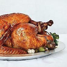 Trussing turkey