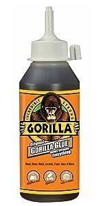 Gorilla original polyurethane waterproof expanding water activated glue