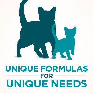 Unique formulas for unique needs
