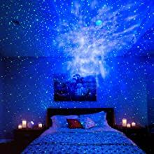 BlissLights SKylite laser cloud nebula